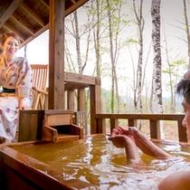 ■露天風呂付客室■