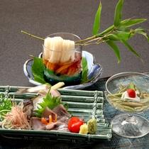 ■夏の料理イメージ■
