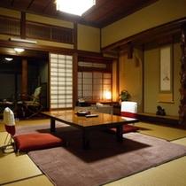 和室(一例・夜)