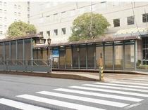 中電前駅 市内電車電停最寄駅