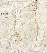 千葉山ハイキングマップ-1