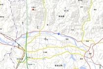 千葉山ハイキングマップ