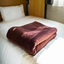 毛布(冬季・貸出有)