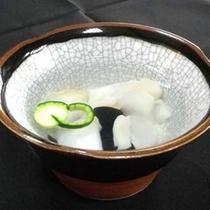 *【貝の酢の物】さっぱりとした食感で清涼感たっぷり