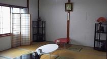 【2F広間】宿泊付き小宴会、会合、会議などが可能です。
