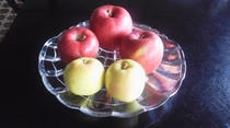 おいしいリンゴのプラン
