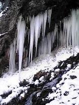 冬竜神の滝