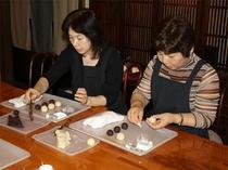 体験プラン...和菓子作り