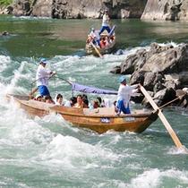 【くま川下り】日本三大急流 球磨川下り 急流コース