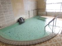 【大浴場】加水・加温・循環を一切していない、源泉100%の温泉です。