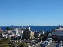 お部屋からの眺望・海まで徒歩4分