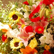 今年の記念日は花束を君に