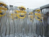 生ビール用グラス