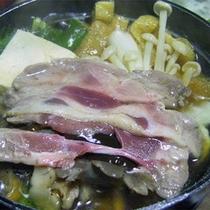 *お夕食一例