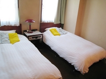 ビジネスホテルC&A ツインルーム