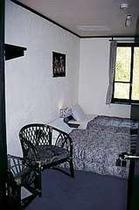 こちらはツインのスタンダードタイプの客室
