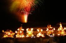 越生祭り(7月)