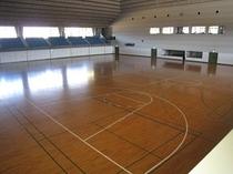 体育館アリーナ観客席(固定・移動)832席 各種競技・ダンス・運動会など様々な種目に利用できます。