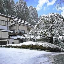 【雪】雪景色