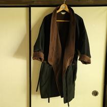 *【ハーフコート】冬季のみご準備させて頂いております。