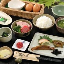 *【ご朝食】身体に優しく、栄養満点の和朝食をご用意※写真はイメージです