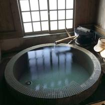 *【貸切風呂/かかし】誰にも気兼ねせずに、ゆっくりと天然温泉を楽しんでいただけます