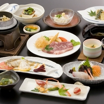 佐賀牛ステーキディナー(料理一例)
