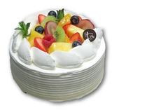 【選べるケーキは4種類】フルーツのデコレーションケーキ(果物は季節により異なります)