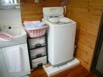 洗濯機はお気軽にお使い下さい