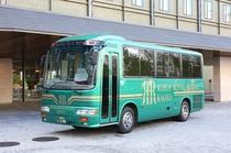 ホテル⇔京都駅八条口とを結ぶシャトルバス※7:30~21:00、15分間隔運行