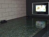 地下天然温泉