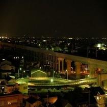 当館の高層階からの写真です