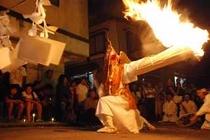村の祭り・猿田彦命