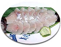 岩魚の刺身