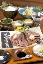 今帰仁牛のサーロインステーキコース