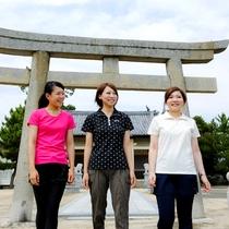 【ホテル周辺】住吉神社
