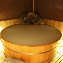 内風呂 夢想の湯