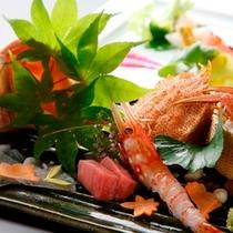 【秋のお料理】和食懐石