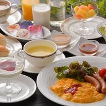 【朝食バイキング】和洋食バイキングをお楽しみ下さい!
