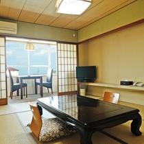 *和室(一例)畳のお部屋でのんびりとお寛ぎください。