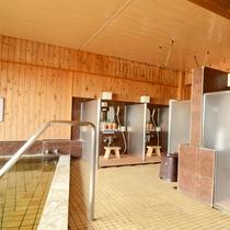 *広々とした大浴場