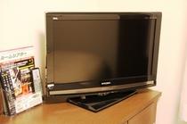 26インチ地デジ対応ハイビジョン液晶TV