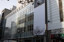 札幌すすきの外観アシル札幌5階から14階