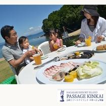 夏休み限定3食付きプラン