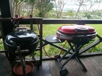 BBQ機材