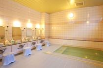 2F「男性専用大浴場」