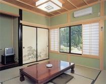別館・和室 (各室ウォシュレットトイレ洗面台付き)