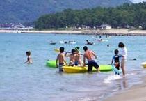 鳥居浜海水浴場