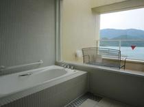 ハートフルルームのお風呂
