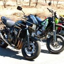 バイクツーリングプラン